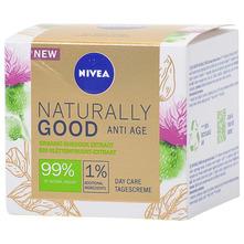 Nivea Naturally Good Anti-age dnevna krema 50 ml
